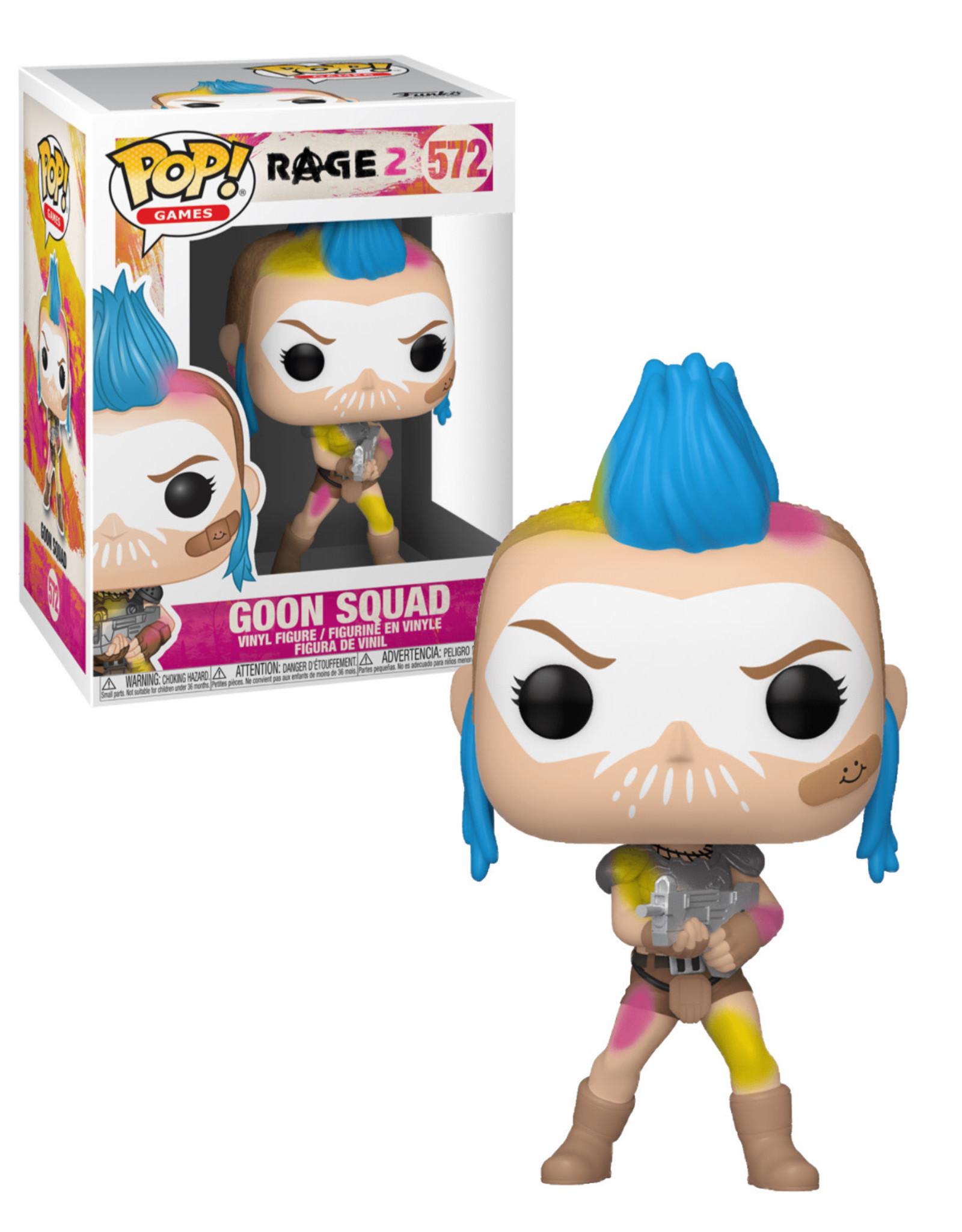 Rage  572 ( Funko Pop ) Goon Squad
