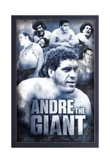 Andre The Giant ( Framed print ) Through The Years