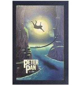 Young ( Framed print )  Peter Pan