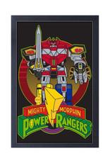 Power Ranger ( Framed print ) Classic Megazo