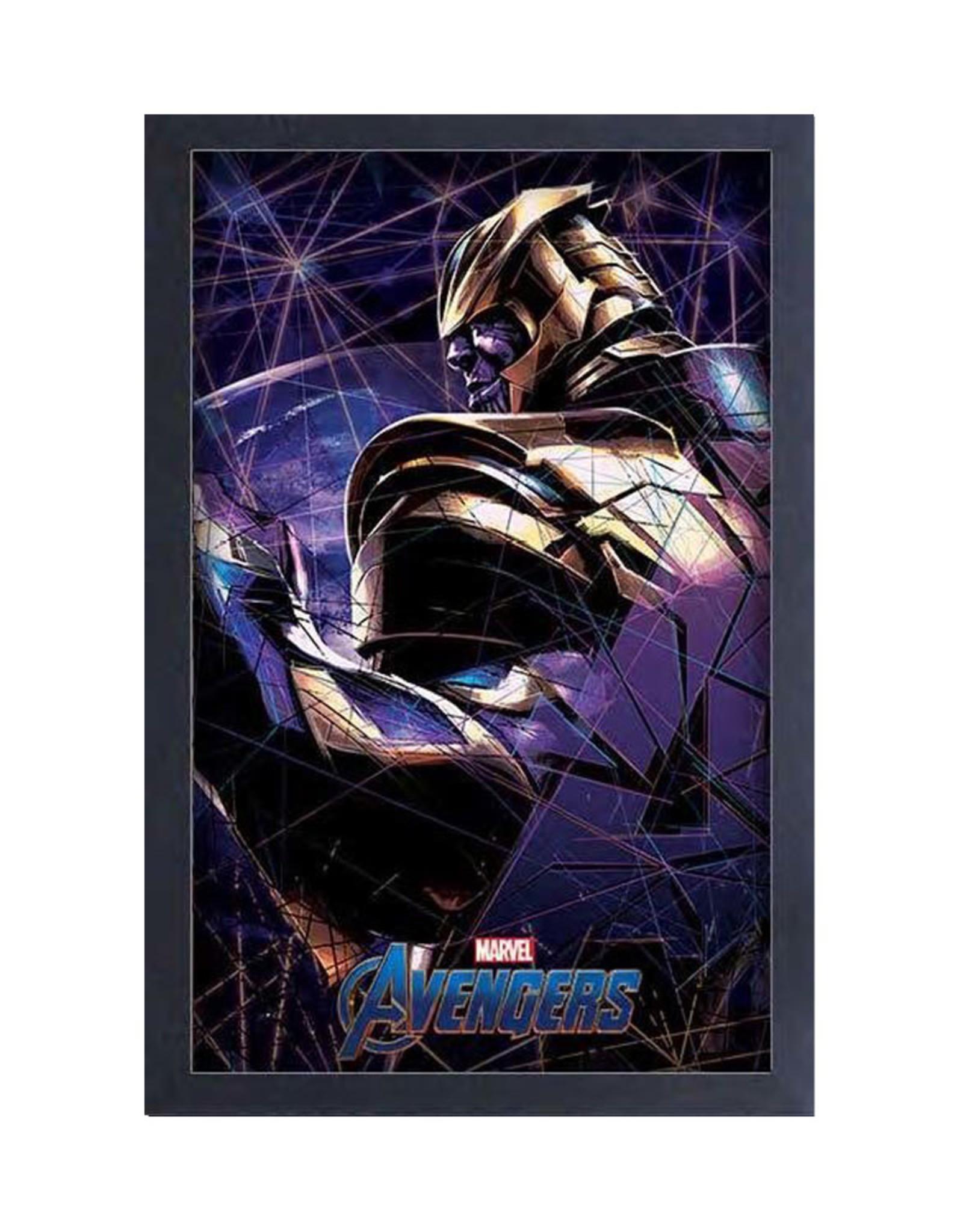 Marvel Avengers Endgame ( Framed print ) Thanos