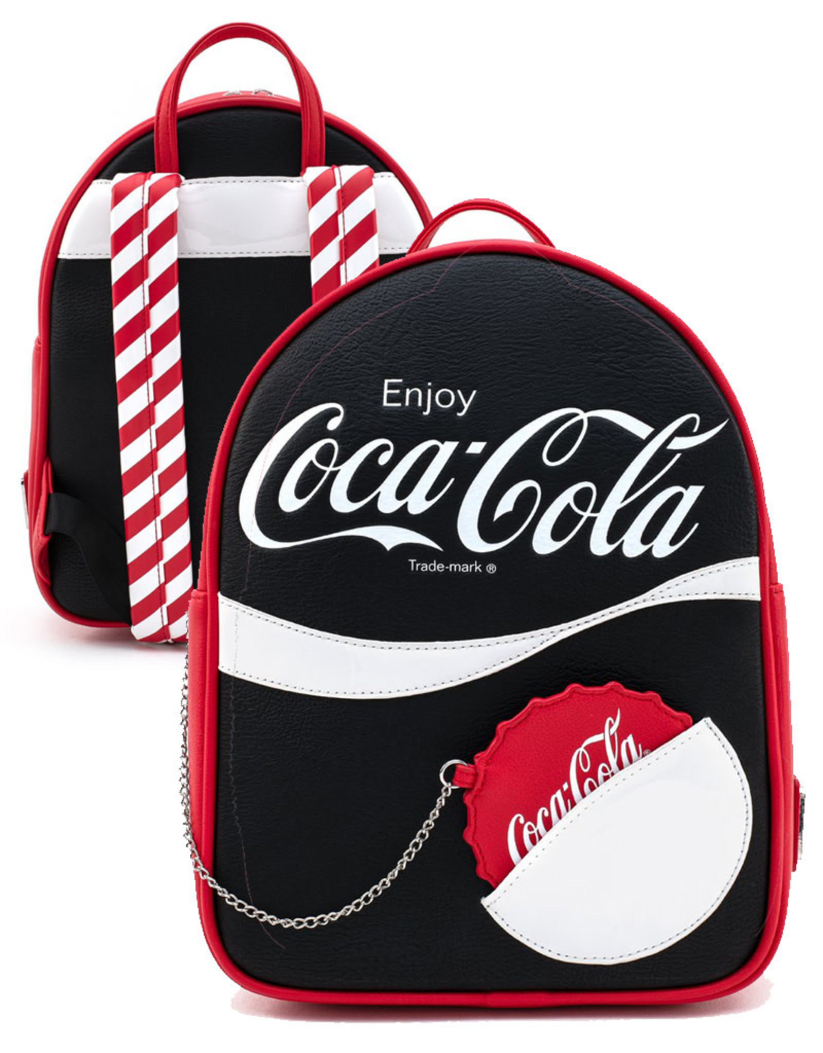 Coca-Cola Coca-Cola ( Mini Sac à Dos Loungefly ) Enjoy