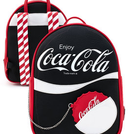 Coca-Cola Coca-Cola ( Mini Sac à Dos Loungefly ) Enjoy