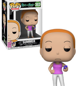 Rick and Morty Rick and Morty  303 ( Funko Pop ) Summer