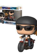 Marvel Captain Marvel 57 ( Funko Pop ) Carol Danvers sur moto