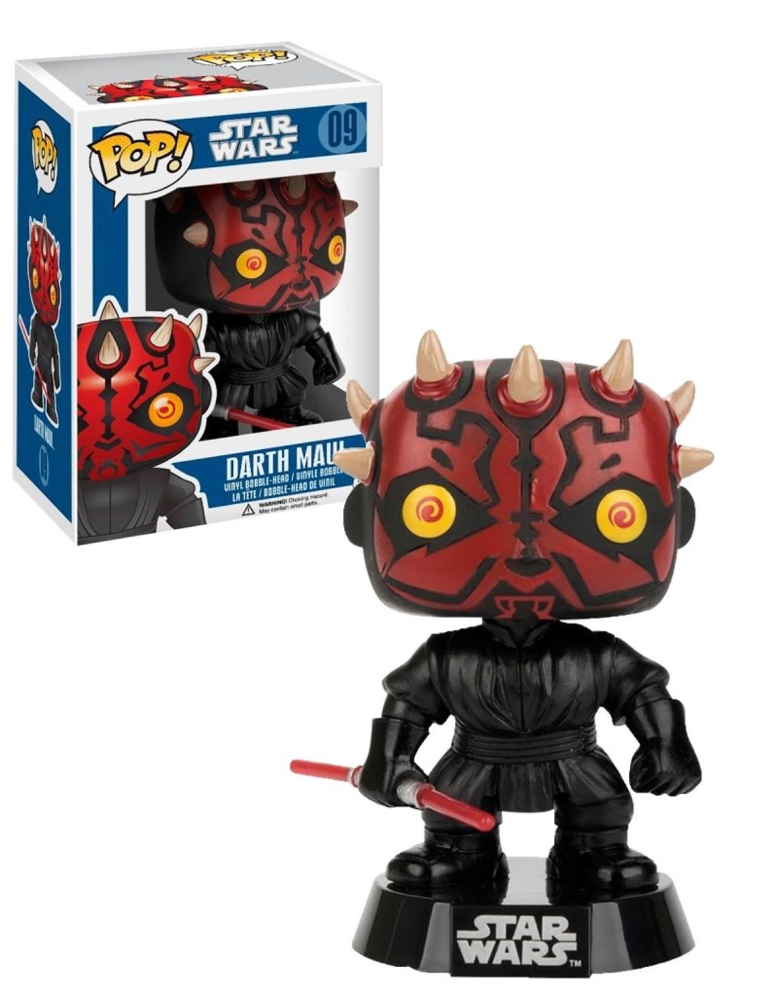 Star Wars Star Wars 09 ( Funko Pop ) Darth Maul