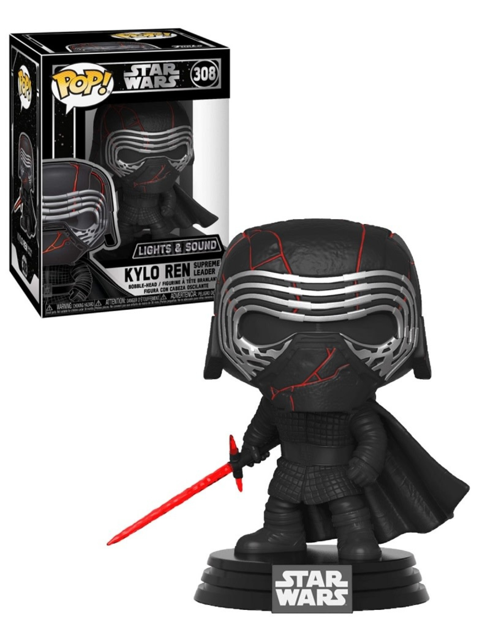 Star Wars 308 ( Funko Pop )  Kylo Ren