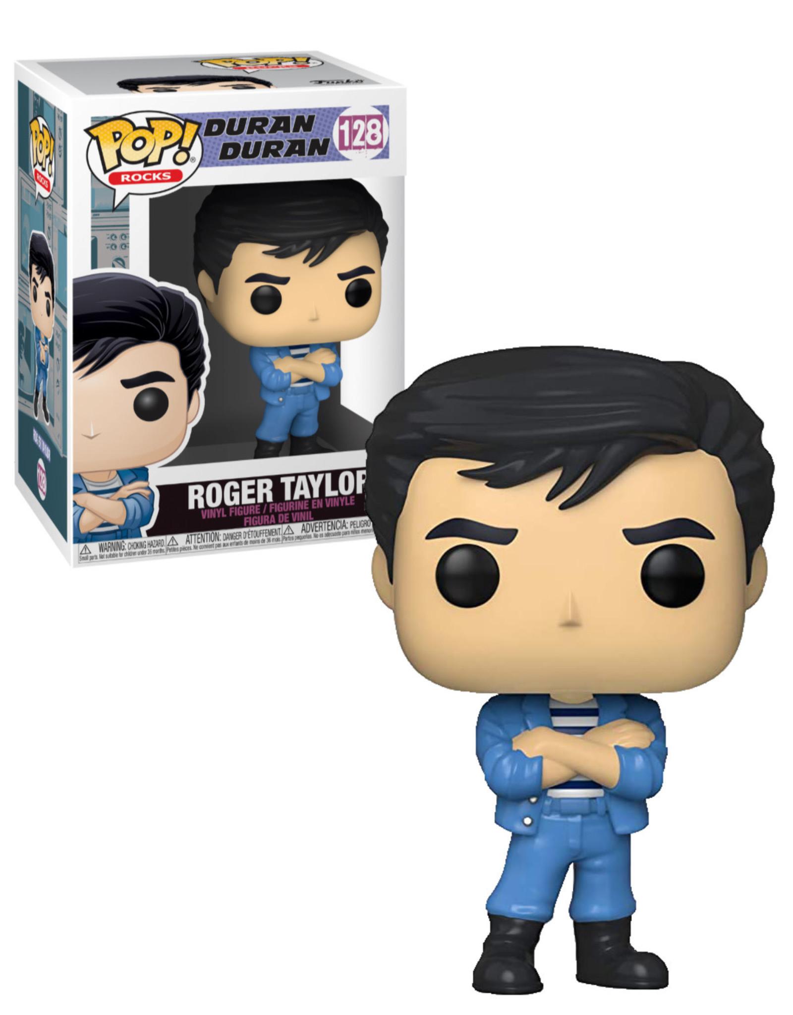 Duran Duran 128 ( Funko Pop ) Roger Taylor