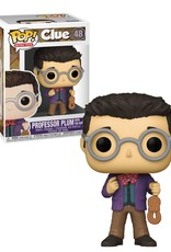 Clue 48 ( Funko Pop ) Professor Plum With The Rope