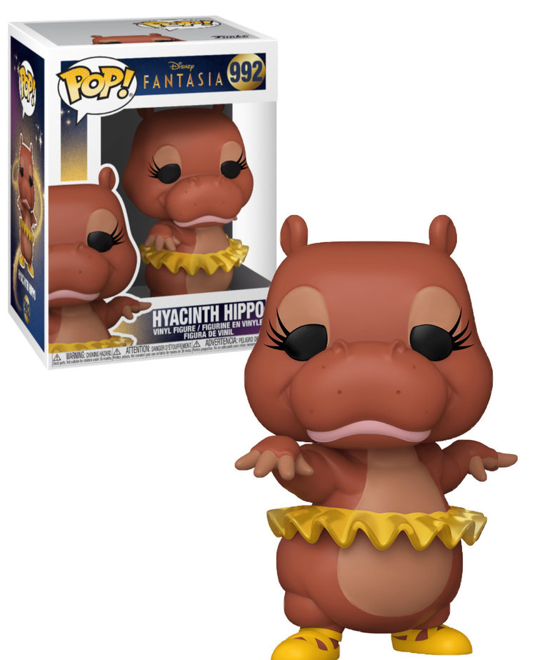 Disney Disney Fantasia 992 ( Funko Pop ) Hyacinth Hippo