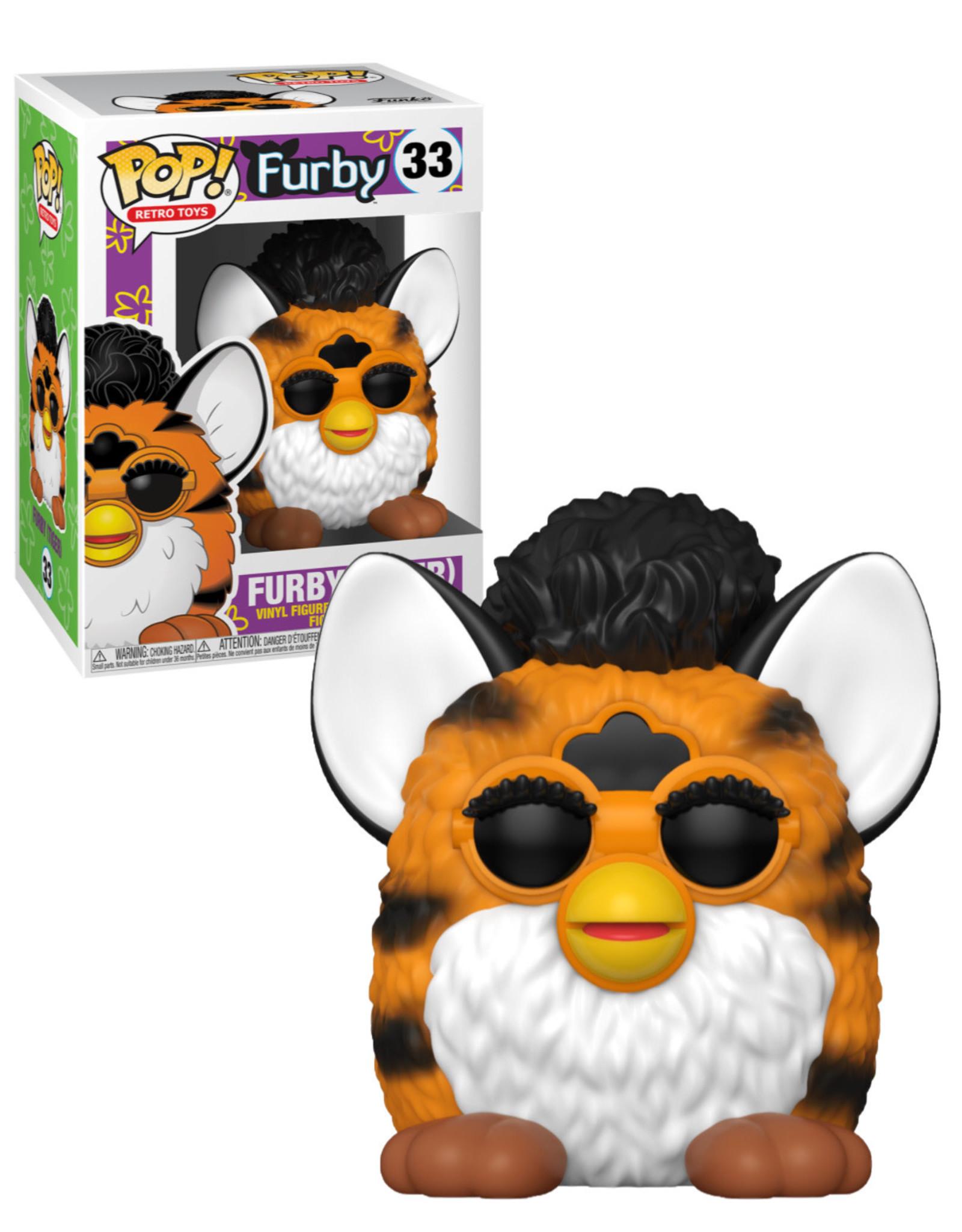 Furby 33 ( Funko Pop ) Furby tiger