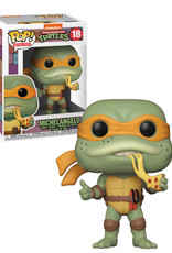 Teenage Mutant Ninja Turtles 18 ( Funko Pop ) Michelangelo