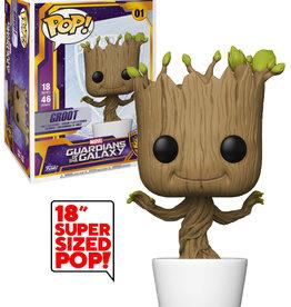 Groot ( Funko Pop ) 18''