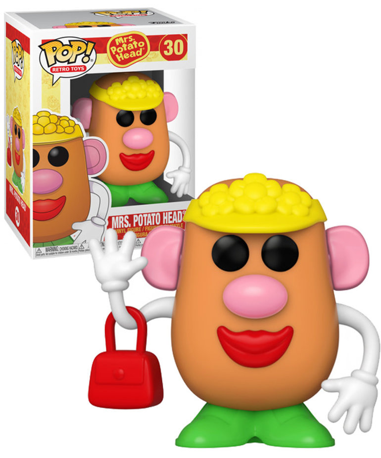 Mrs. Potato Head 30 ( Funko Pop )