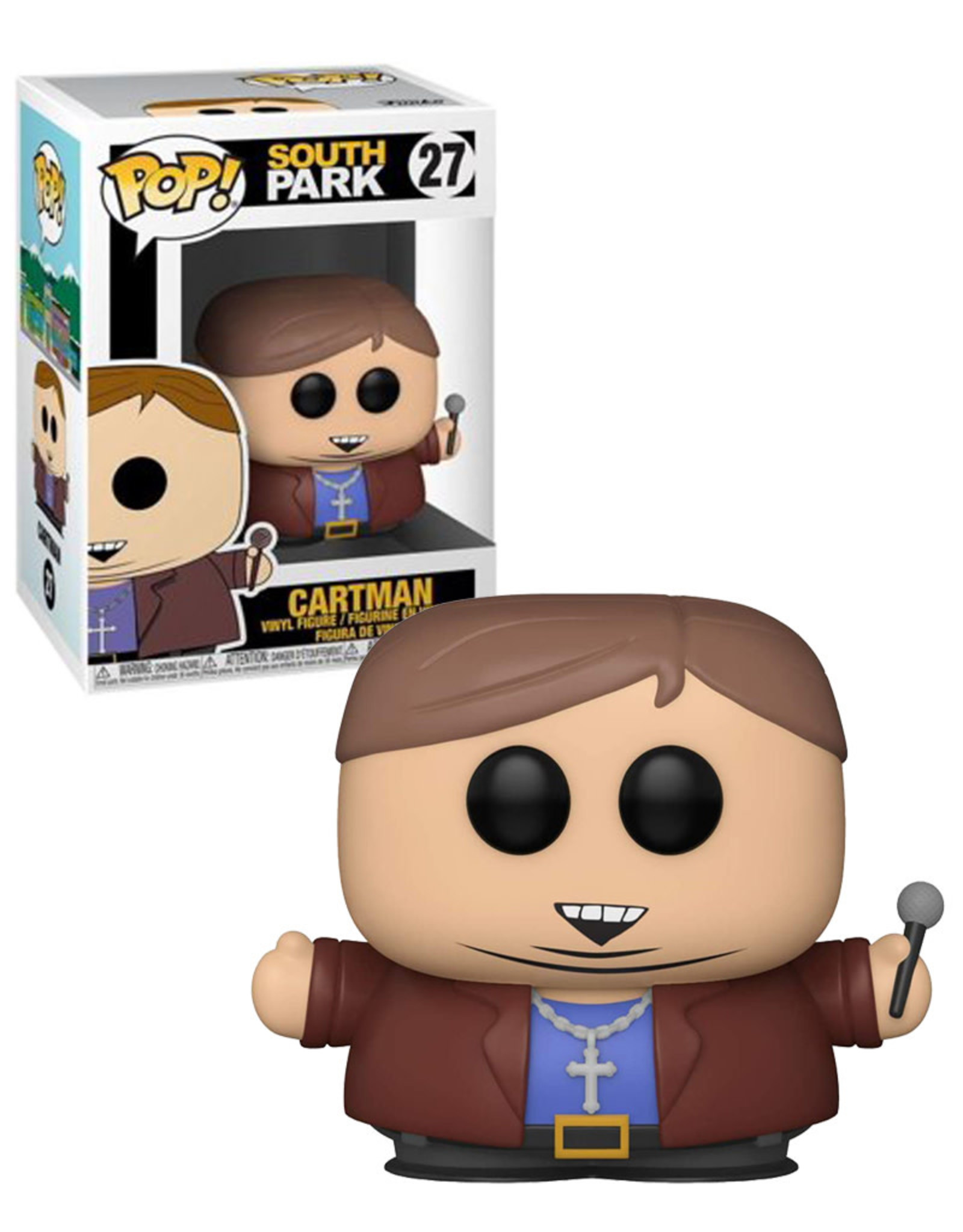 South Park 27 ( Funko Pop ) Cartman