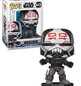 Star Wars Star Wars 413 ( Funko Pop ) Wrecker