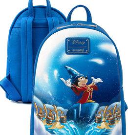 Disney Disney ( Loungefly Mini Backpack ) Mickey Fantasia