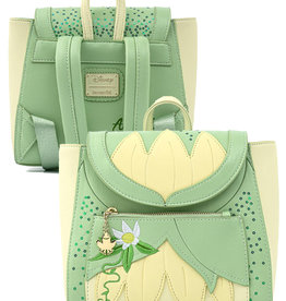 Disney Disney ( Loungefly Mini Backpack ) The Princess and the Frog