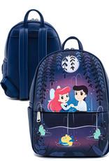 Disney Disney (  Loungefly Mini Backpack ) Ariel & Éric
