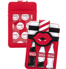 Coca-Cola Coca-Cola ( Porte-Cartes Loungefly )