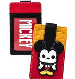 Disney Disney ( Pop Loungefly Card Holder ) Mickey