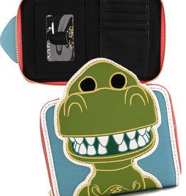 Disney Pixar (  Loungefly Wallet ) Rex