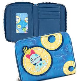 Disney Disney Stitch ( Loungefly Wallet ) Scrump