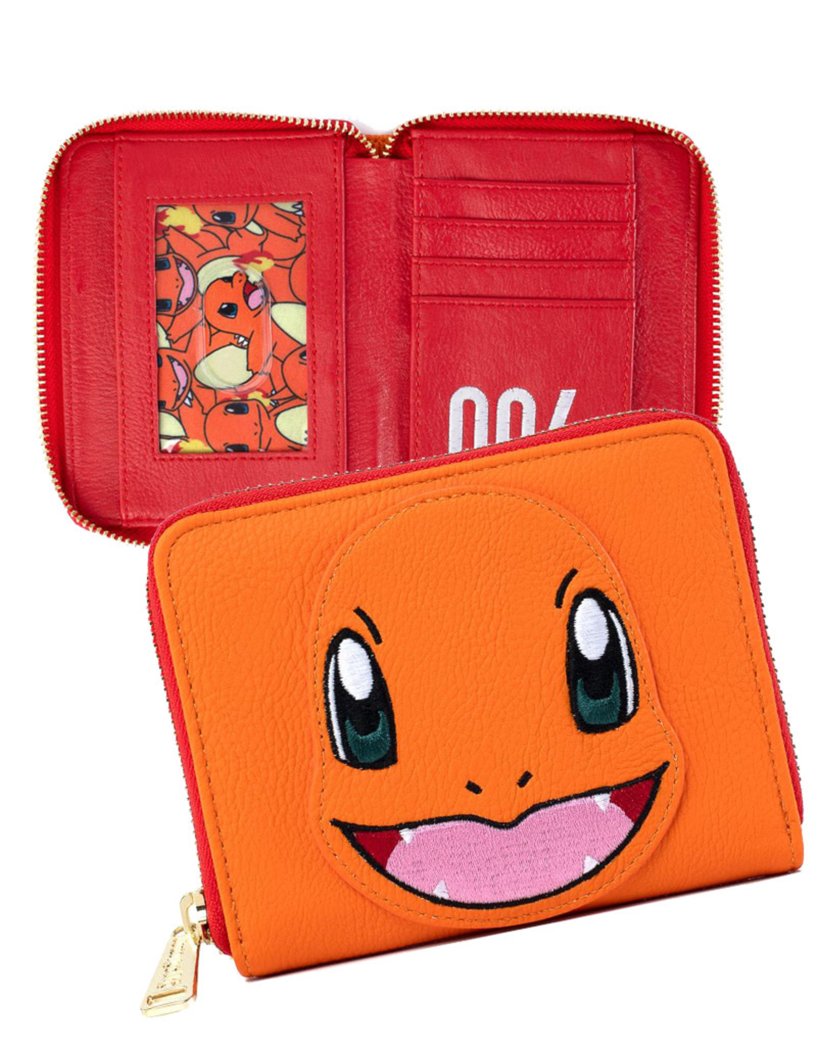 Pokemon ( Loungefly Wallet ) Charmander