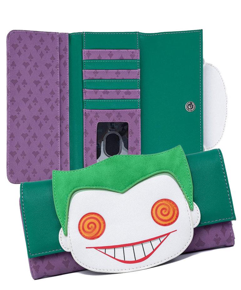 Dc comics Dc Comics ( Loungefly Wallet ) Joker