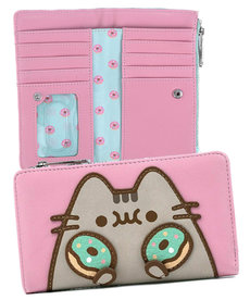 Pusheen ( Loungefly Wallet ) Donuts