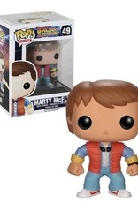 Back to the Future 49 ( Funko Pop ) Marty Mc Fly