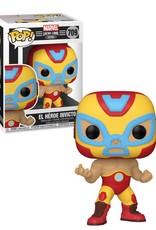Marvel Marvel Lucha Libre 709 ( Funko Pop ) El Héroe Invicto
