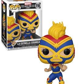 Marvel Marvel Lucha Libre 710 ( Funko Pop ) La Estrella Cosmica