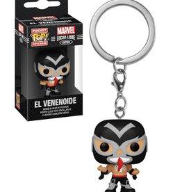 Marvel Marvel Lucha Libre ( Porte-Clés Funko ) El Venenoide