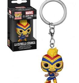Marvel Marvel Lucha Libre ( Porte-Clés Funko ) La Estrella Cosmica