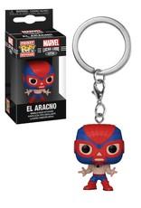Marvel Marvel Lucha Libre ( Funko Keychain ) El Aracno