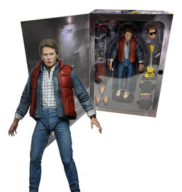 Back to the Future ( Neca Figurine ) Ultimate Marty McFly