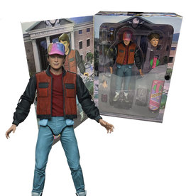 Back to the Future II  ( Figurine Neca ) Marty McFly