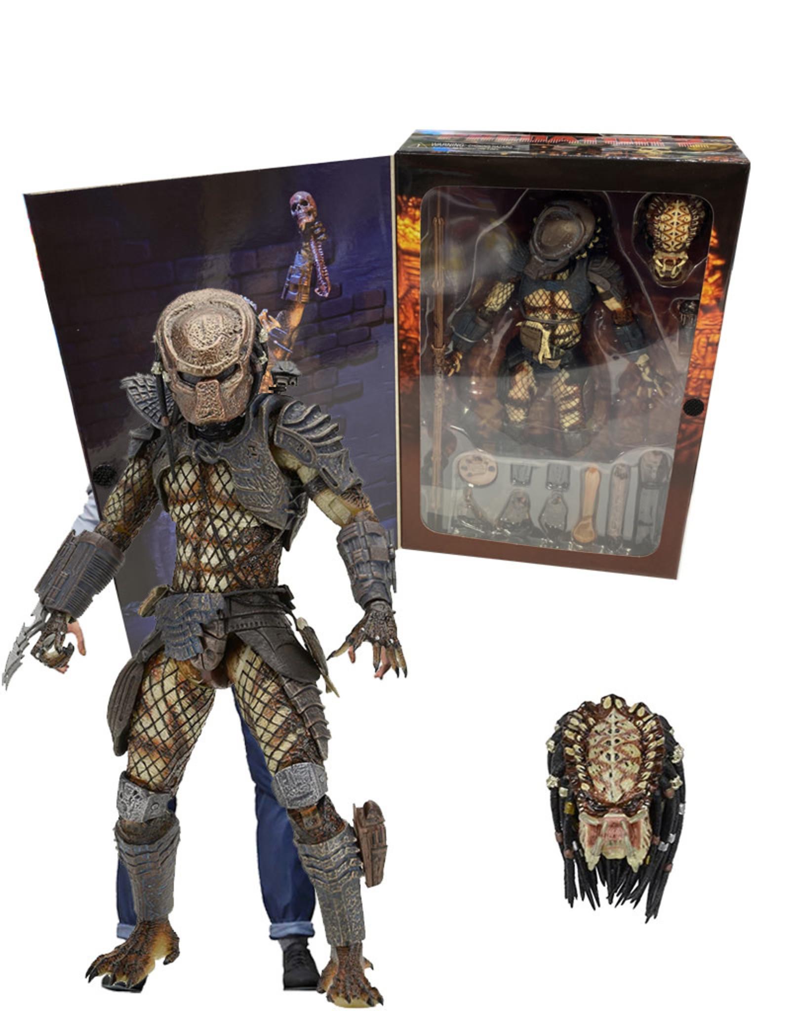 Predator ( Figurine NECA ) City Hunter Chapter 2