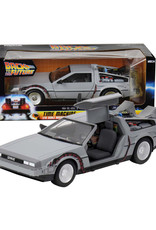 Back To The Future  ( Die Cast 1: 16 ) Time Machine