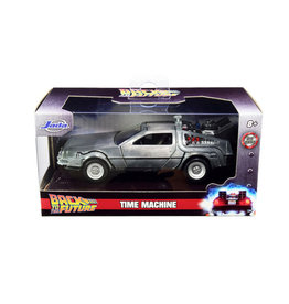 Back to the Future ( Die Cast 1:32 ) Time Machine