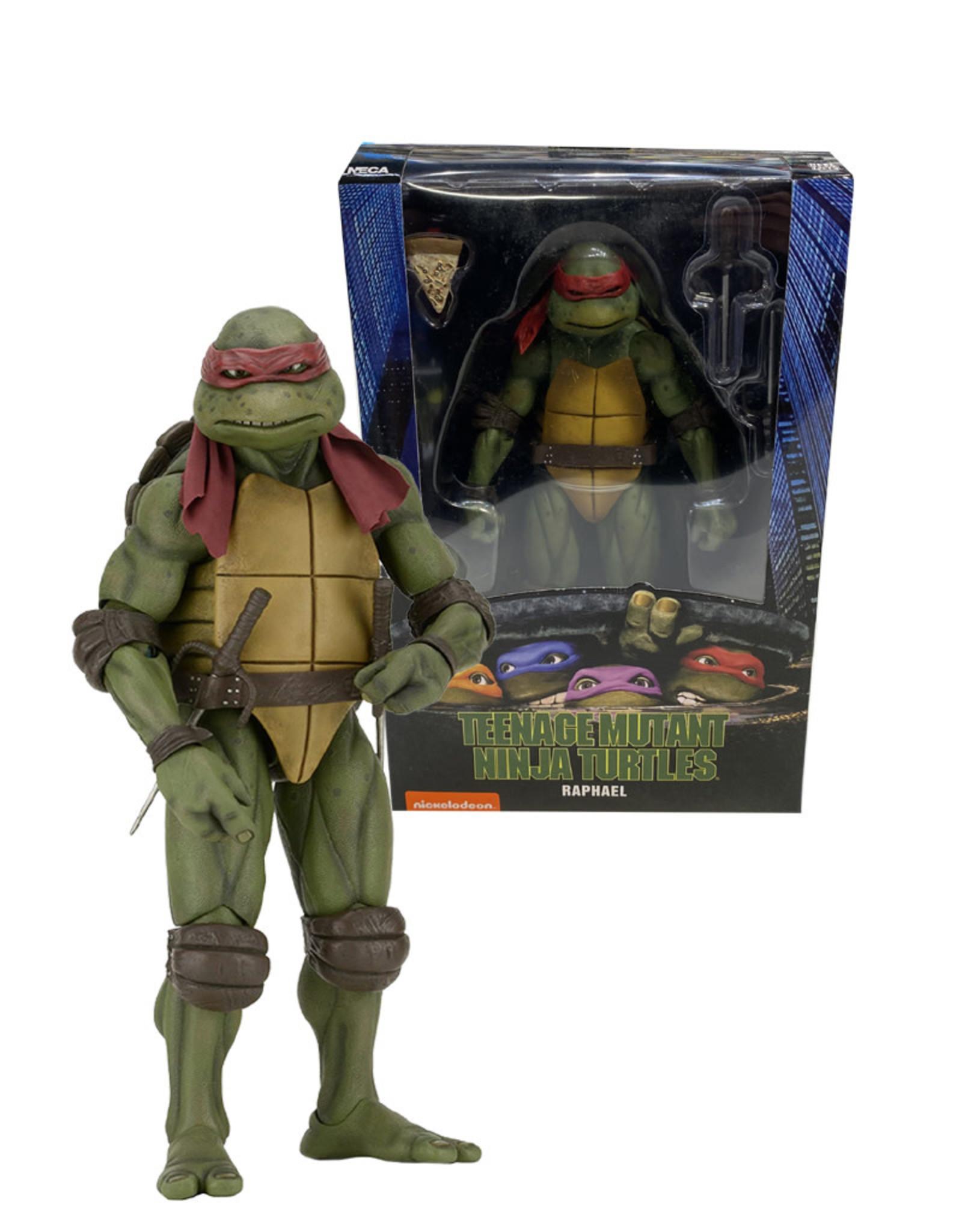 Teenage Mutant Ninja Turtles ( NECA Figurine ) Raphael