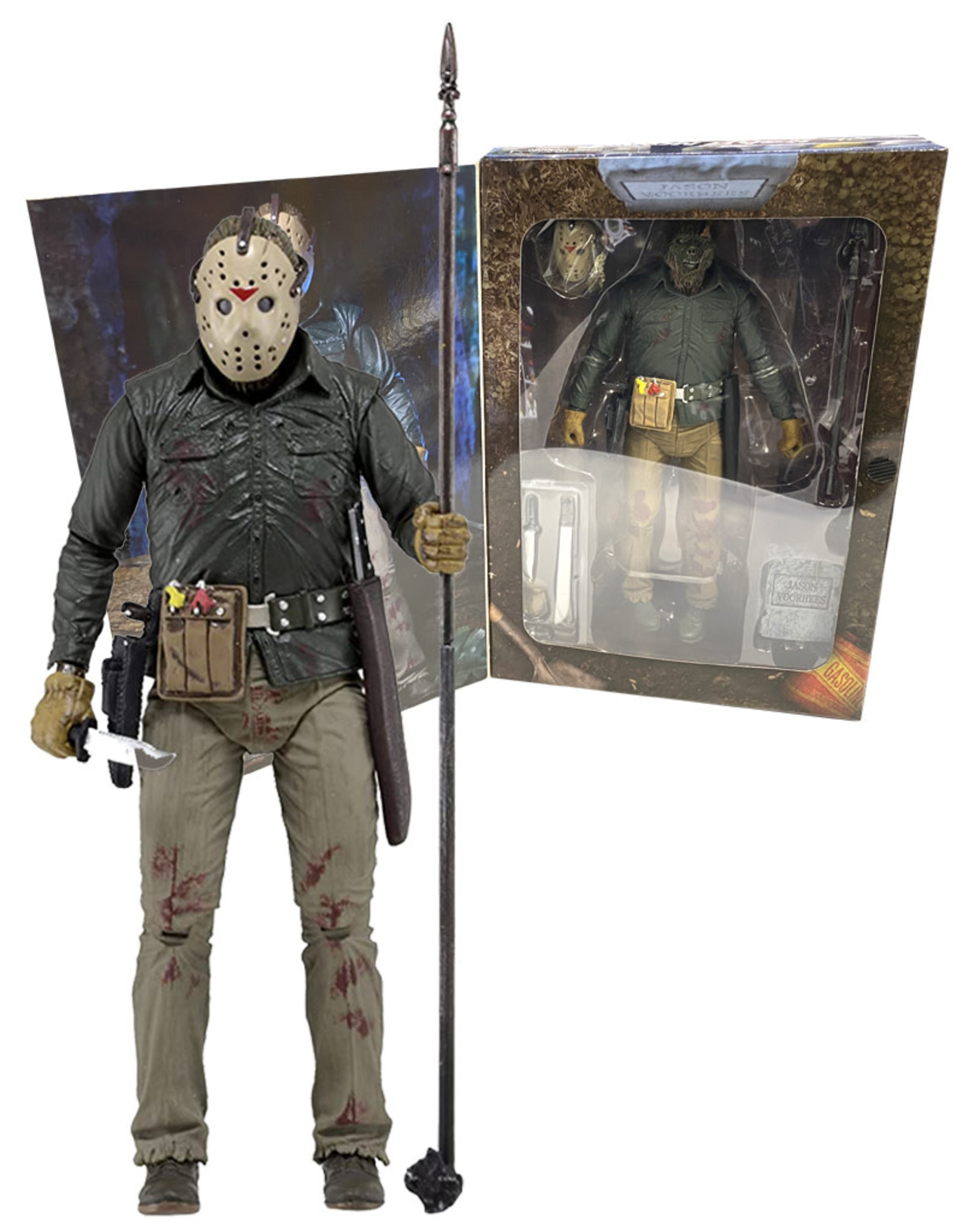 Friday The 13th (NECA  Figurine  ) Part 6