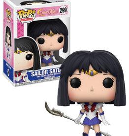 Sailor Moon 296 ( Funko Pop ) Sailor Saturn
