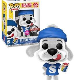 Slush Puppie 106 ( Funko Pop ) Flocked