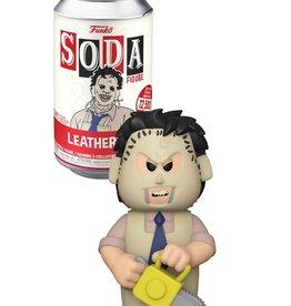 The Texas Chainsaw Massacre ( Funko Soda ) Leatherface