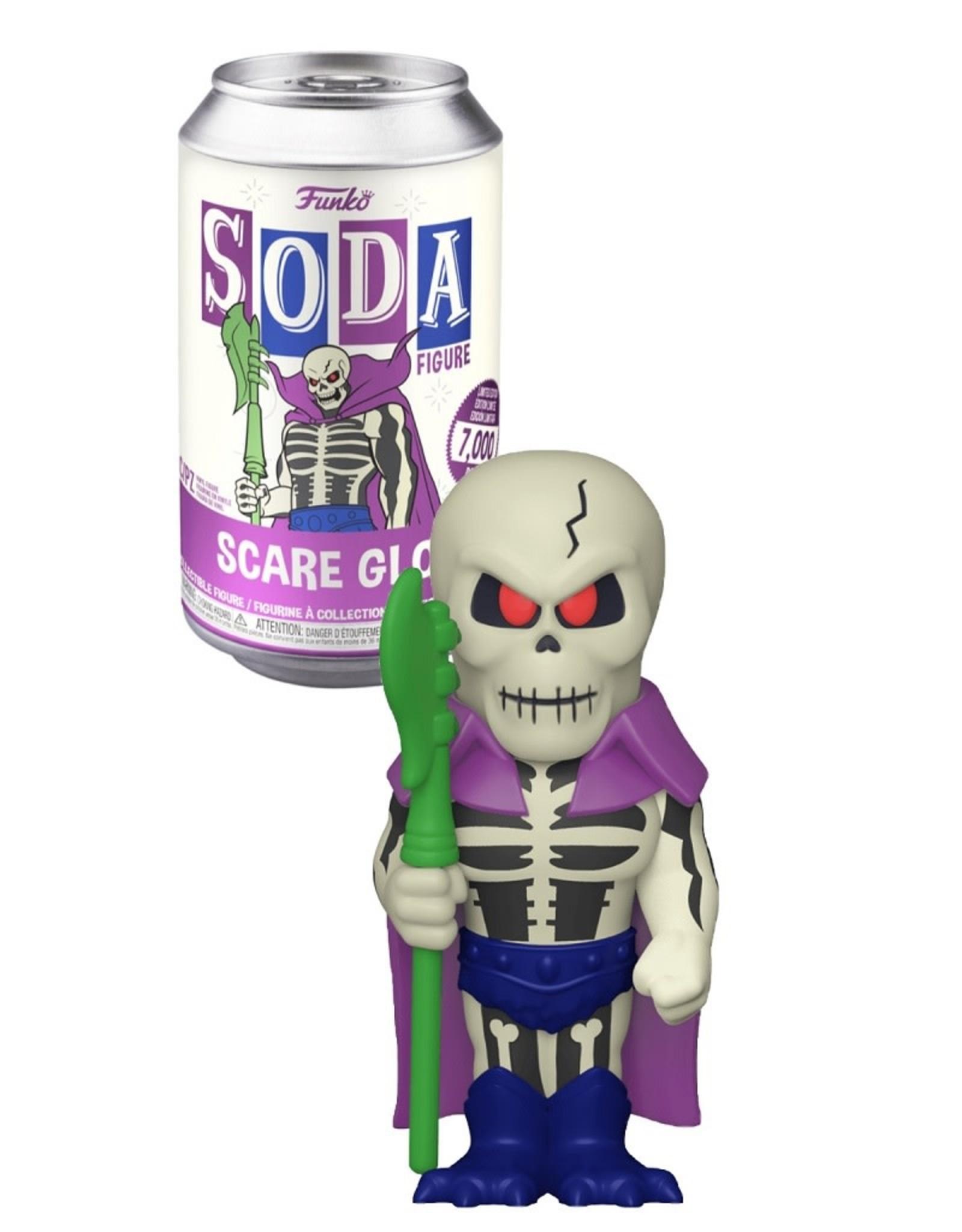 Masters of the Universe ( Funko Soda ) Scare Glow