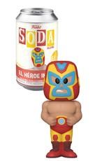 Marvel Marvel Lucha Libre ( Funko Soda ) El Héros Invicto