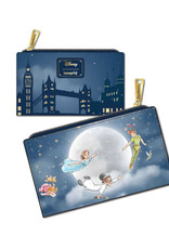Disney ( Loungefly Wallet ) Peter Pan