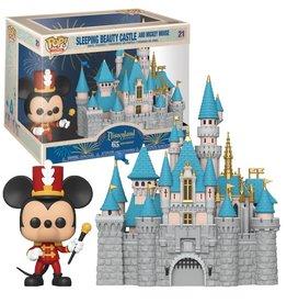Disneyland 21 ( Funko Pop ) Sleeping Beauty Castle